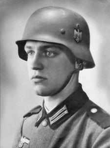 WERNER GOLDBERG, JEWISH SOLDIER OF THE 3RD REICH