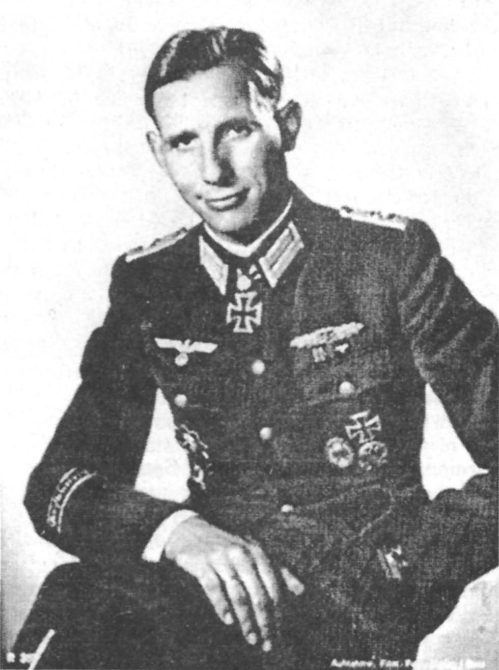 General Otto Ernst Remer